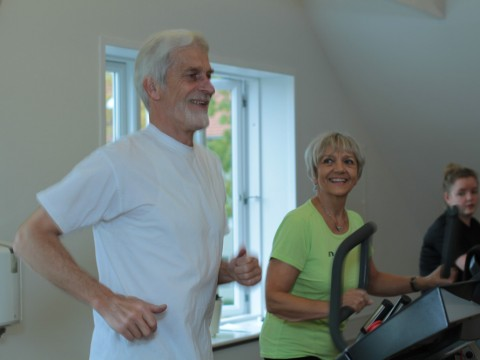 Fitness – for alle aldre